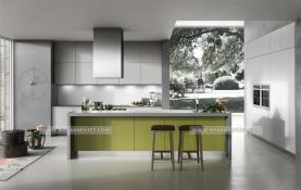 Thiết kế nội thất phòng bếp lạ mắt