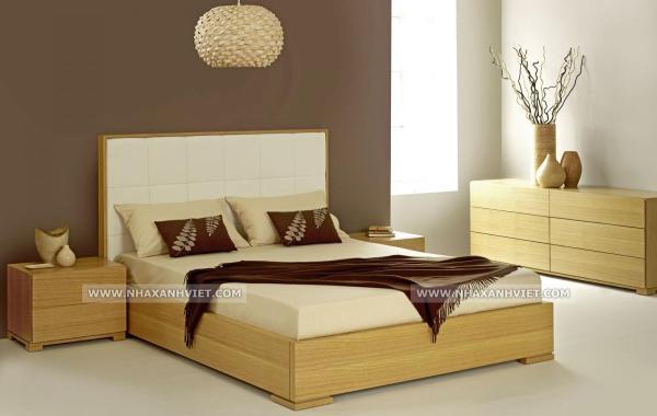 Giường ngủ – VIN 18