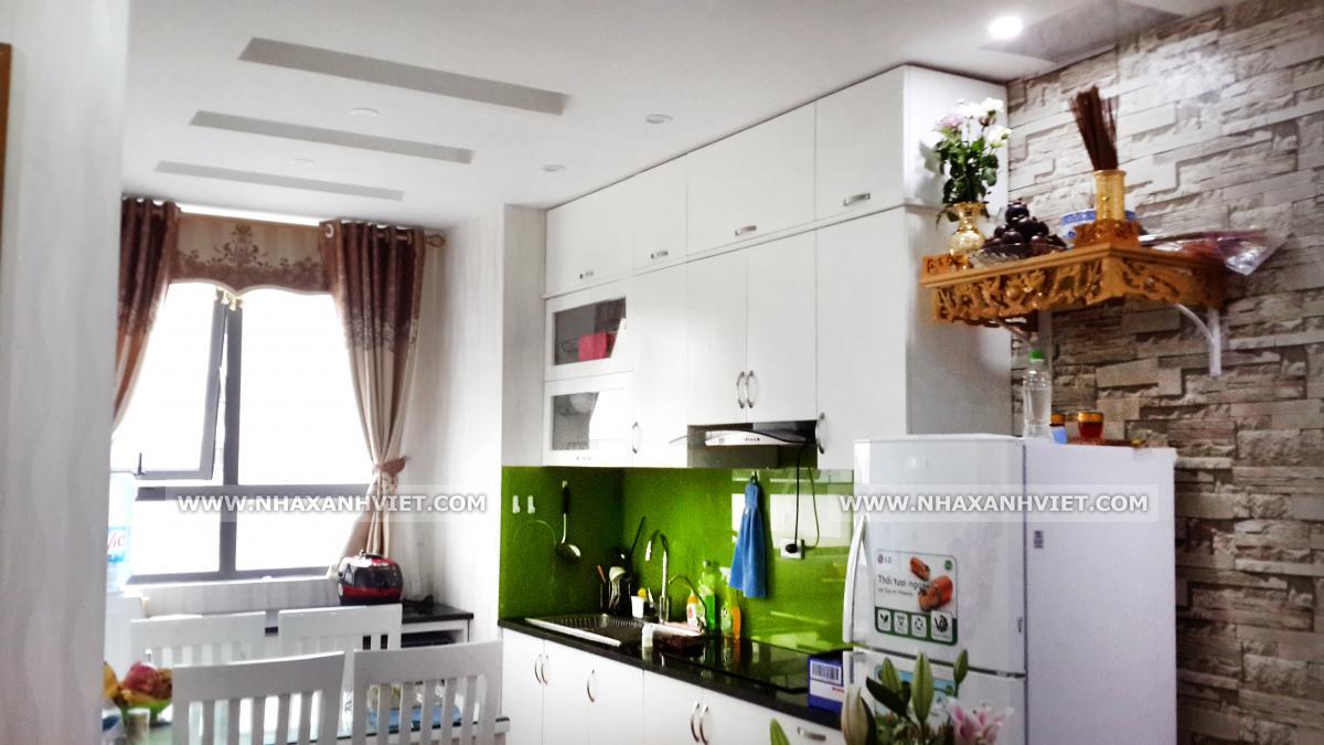 Phòng bếp nhà anh Duy - Tân Tây Đô