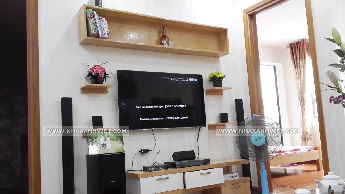 Phòng khách nhà anh Duy - Tân Tây Đô