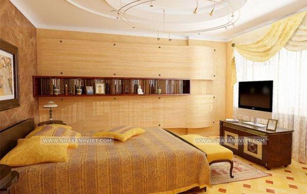 Trần thạch cao phòng ngủ – VIN 1