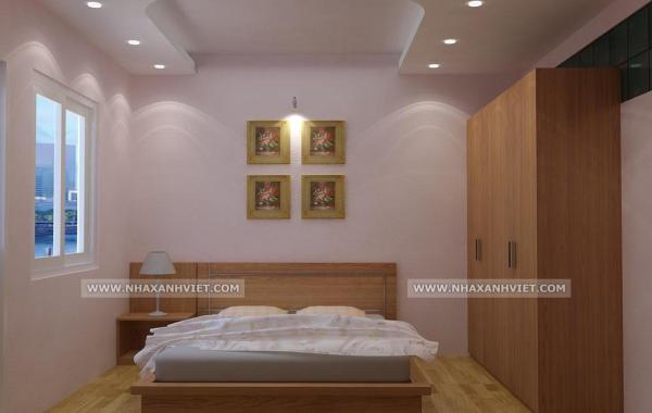 Trần thạch cao phòng ngủ – VIN 7