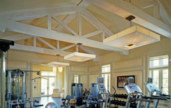 Thiết kế nội thất phòng tập gym cho 3 không gian khác nhau