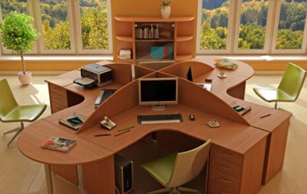 Kiêng kỵ phong thủy trong thiết kế nội thất văn phòng làm việc