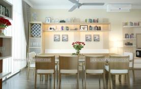 Thiết kế nội thất nhà cô Vinh – Tổng Cục 5 – Phạm Văn Đồng