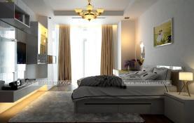 Thiết kế nội thất nhà chị Lan Anh – Royal City