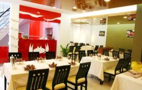 Thiết kế nội thất nhà hàng tạo nên sự hút khách nhanh chóng