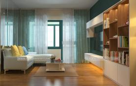 Thiết kế nội thất nhà anh Khánh – M3-M4 Nguyễn Chí Thanh