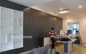Công trình nội thất nhà anh Kiên – Khu đô thị Park City Hà Nội