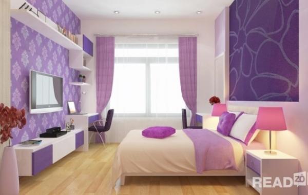 Thiết kế nội thất phòng ngủ chung cư nhỏ không hề khó!