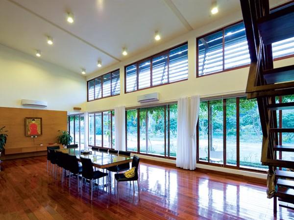 Thiết kế nội thất biệt thự phong cách nhã nhặn và quý phái
