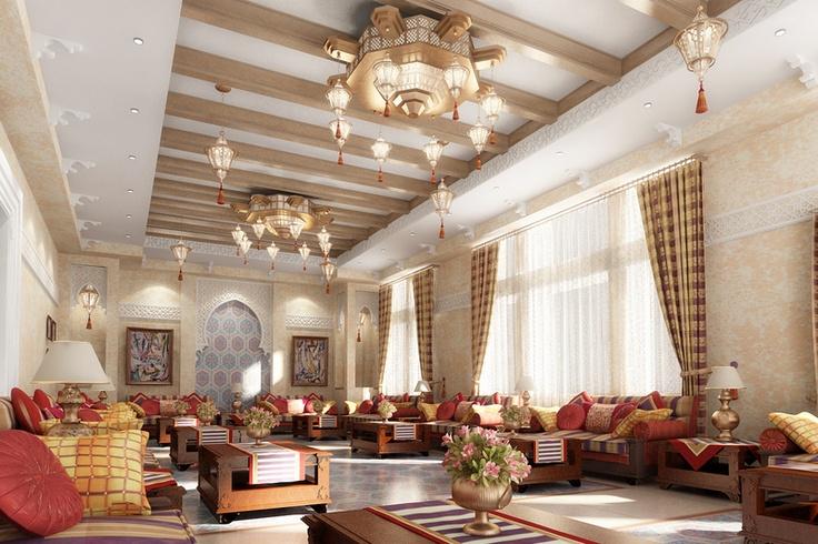 Thiết kế nội thất biệt thự phong cách xa hoa