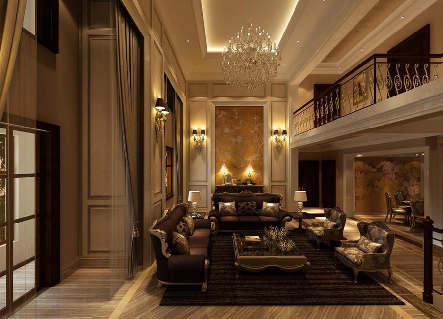 Thiết kế nội thất biệt thự ấm cúng và sang trọng