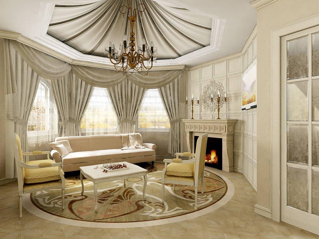 Thiết kế nội thất biệt thự phong cách lịch lãm