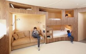 Say đắm với thiết kế nội thất cho nhà chung cư siêu nhỏ