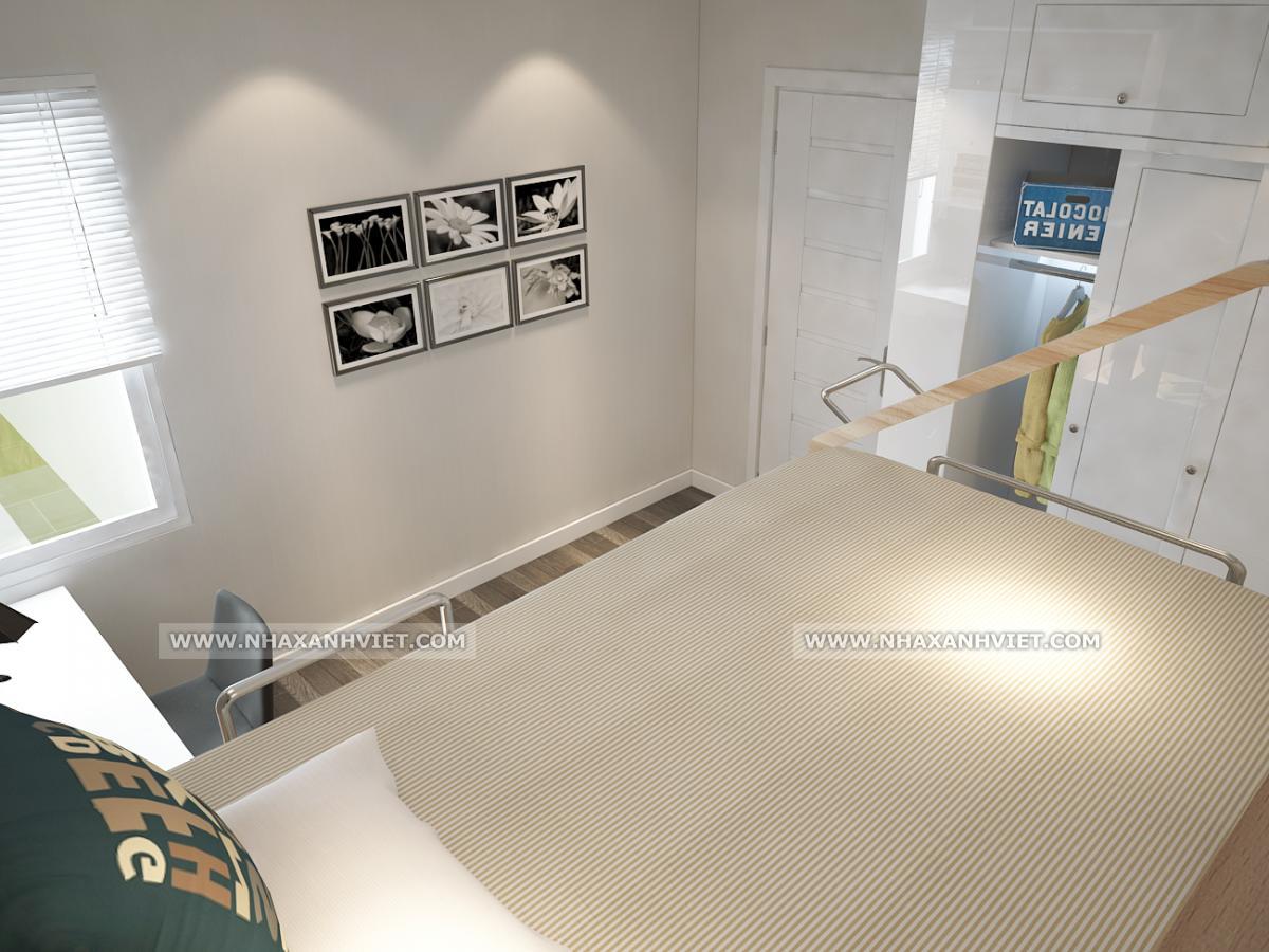 Thiết kế phòng ngủ con 2