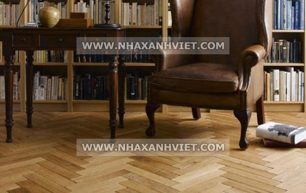 Sàn gỗ Keo Tràm