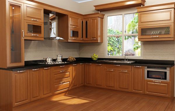 Những điều cấm kỵ đối với không gian phòng bếp