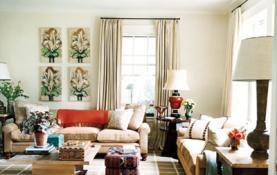 Thiết kế nội thất phòng khách hiện đại cao cấp
