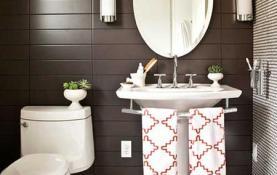 Thiết kế phòng tắm hiện đại nhỏ hẹp