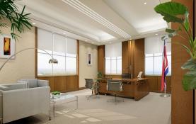 Thiết kế nội thất văn phòng giám đốc đẹp