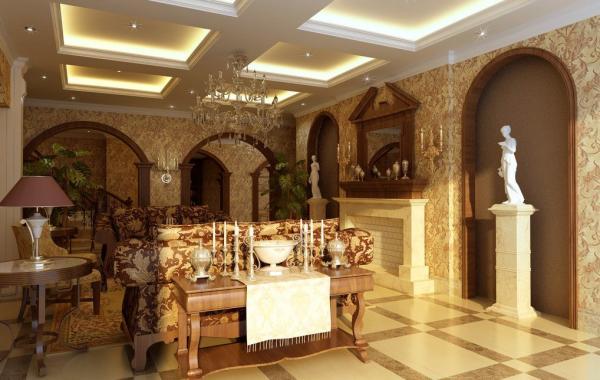 7 mẫu thiết kế nội thất biệt thự đẹp nhất quý 3 2015